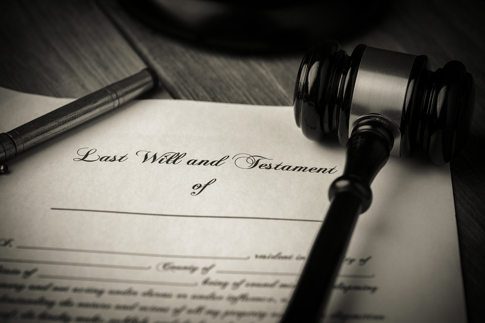 Contesting a Last Will and Testament